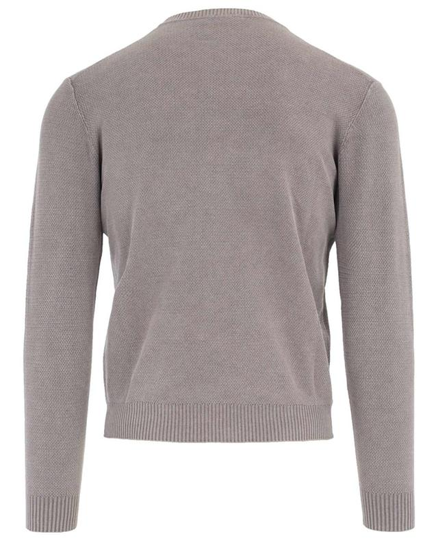 Linen and cotton jumper ALTEA