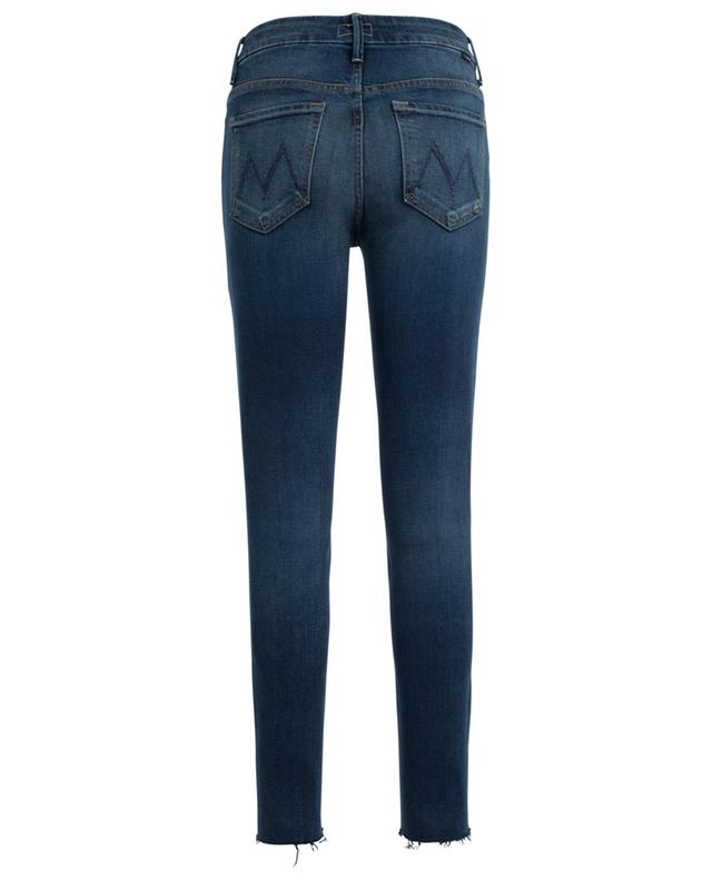 High-Waisted Looker Ankle Fray slim jeans MOTHER