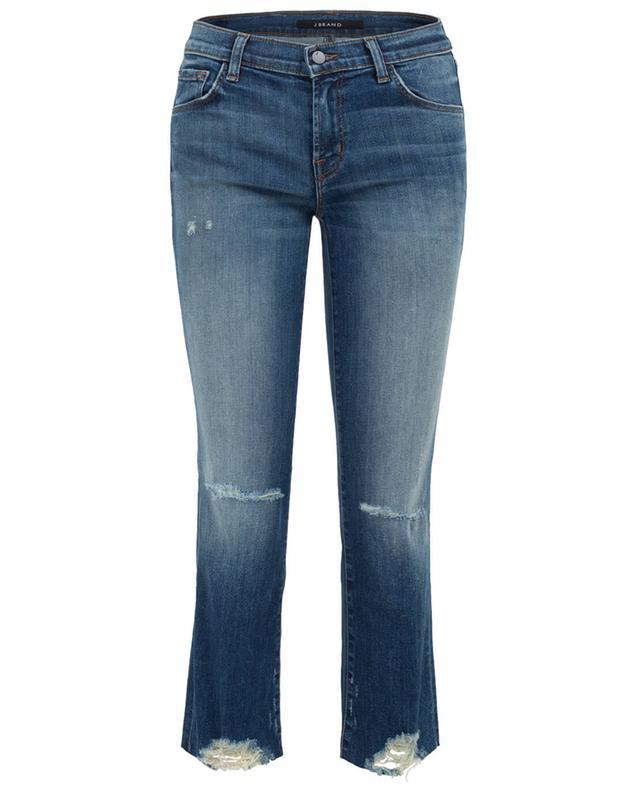 Gekürzte Skinny-Fit Jeans Selena Bootcut J BRAND
