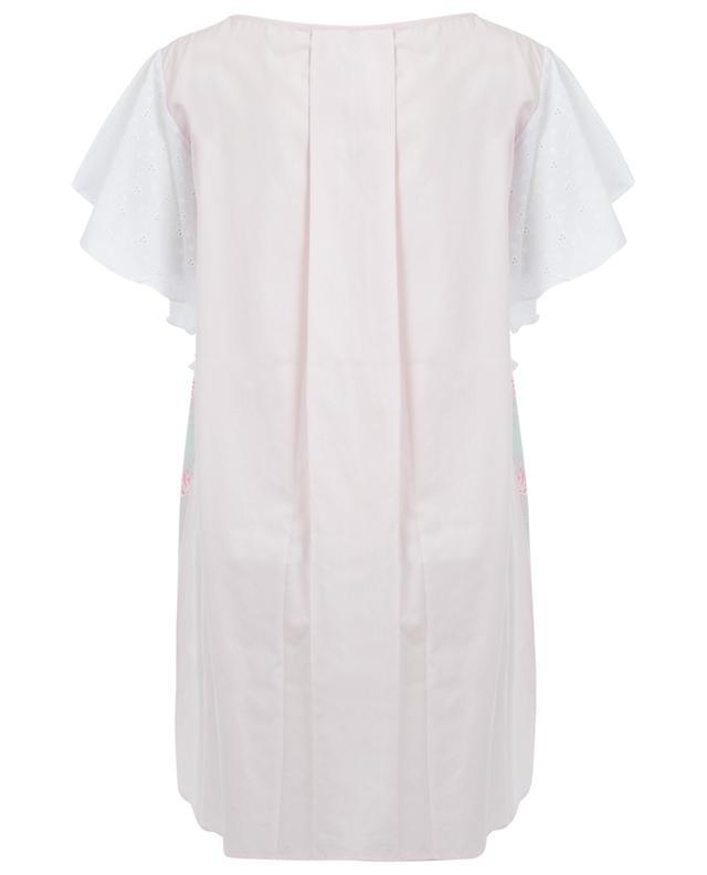 Robe courte en coton Mia AMALIA