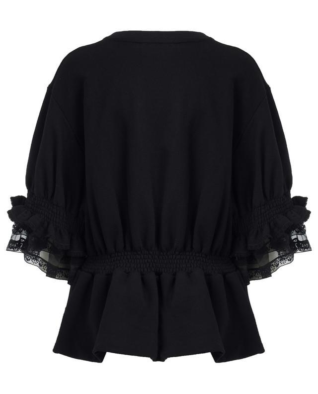 Sweatshirt aus Baumwolle Scarlet PREEN