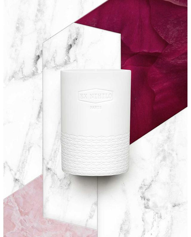 Ultra Rose scented candle EX NIHILO
