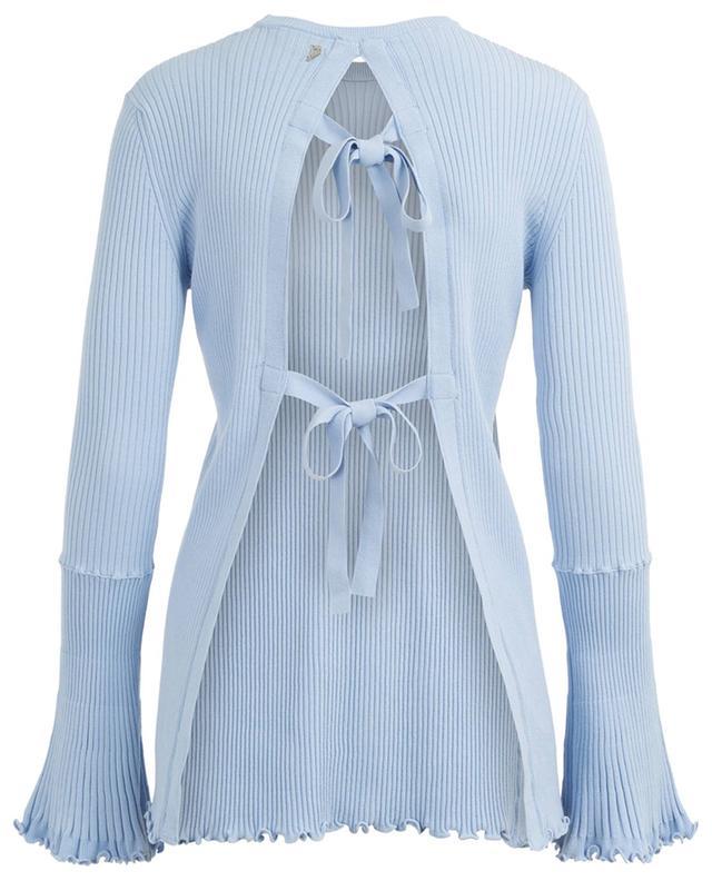 Pullover aus Viskosegemisch DONDUP