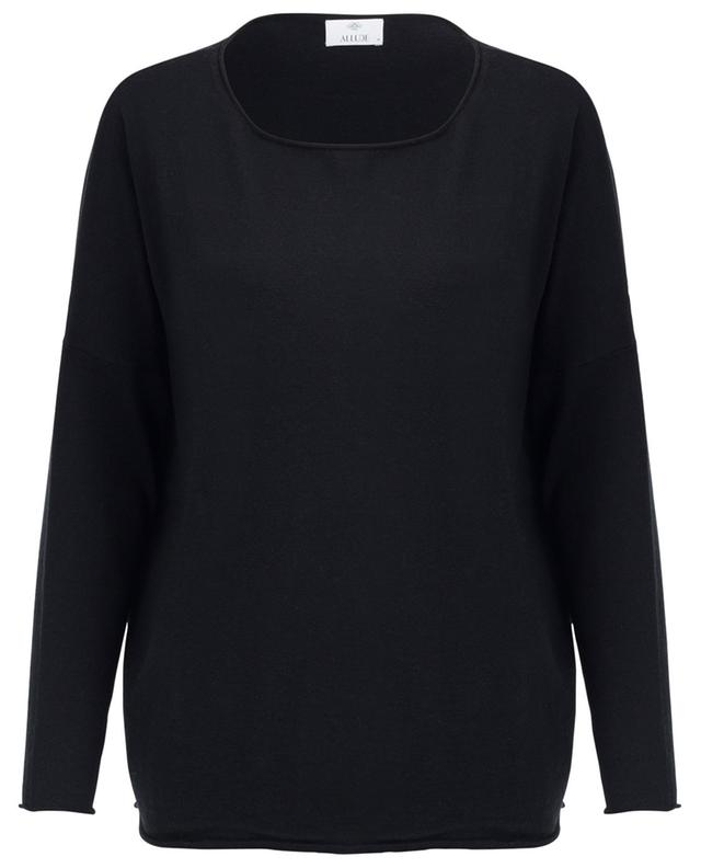 Pullover aus Baumwolle und Kaschmir ALLUDE