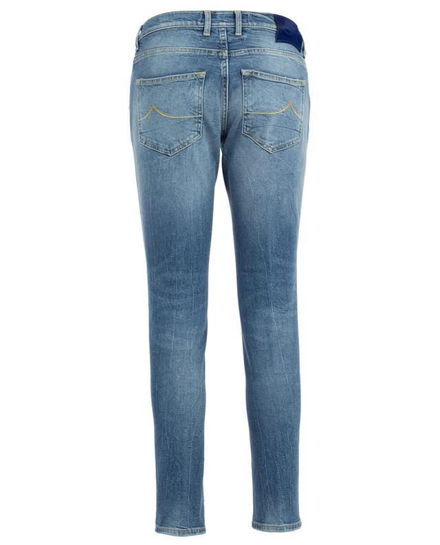 Distressed Boyfriend Jeans Karen JACOB COHEN