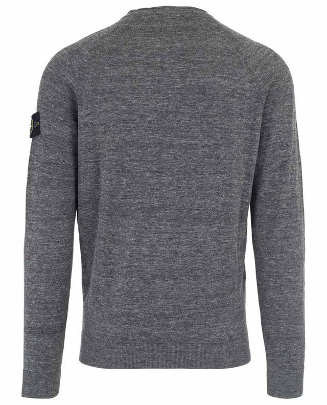 Pullover aus Leinengemisch STONE ISLAND