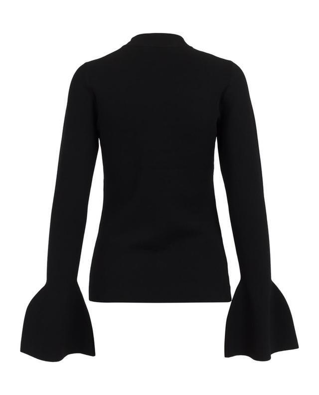 Pullover aus Viskosegemisch Flutter Sleeve DIANE VON FURSTENBERG