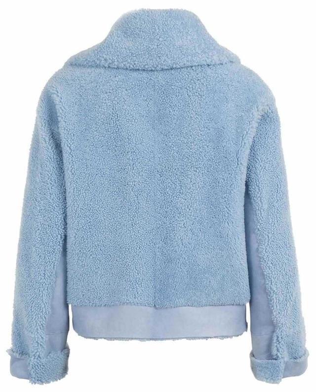 Candy shearling jacket DESIGNERS REMIX