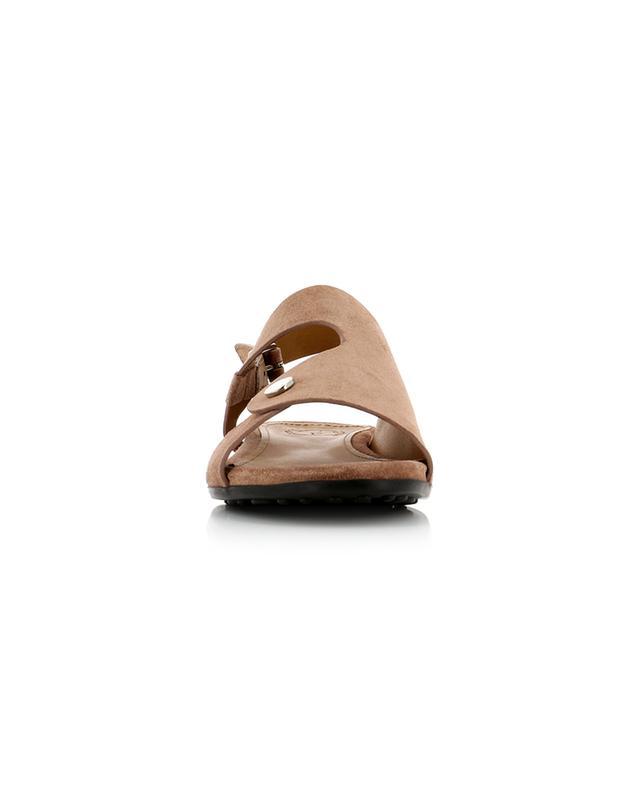 Sandalen aus Wildleder TRIVER FLIGHT