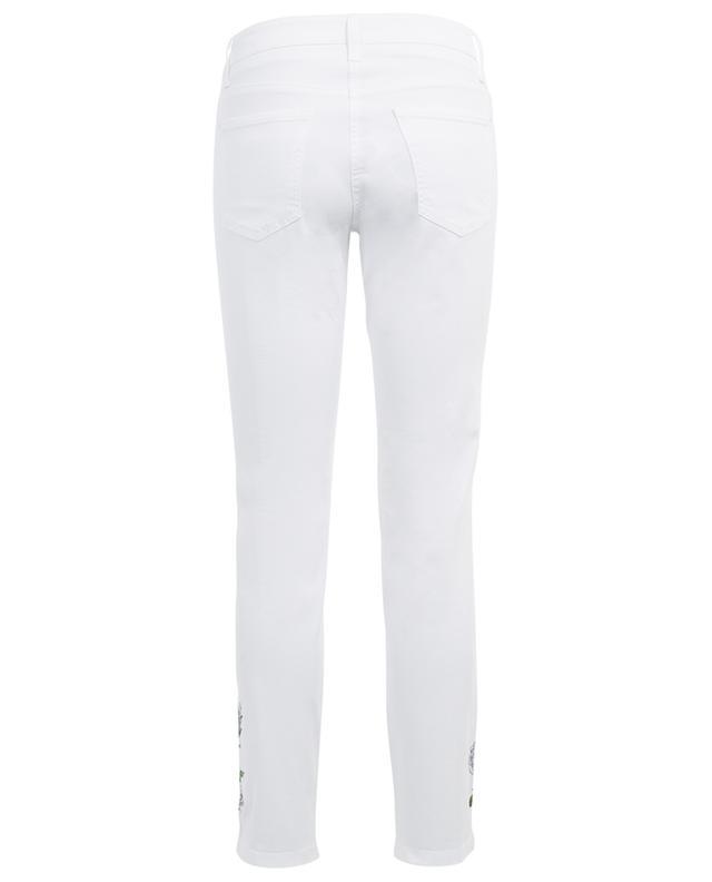 Liu cotton blend straight jeans CAMBIO