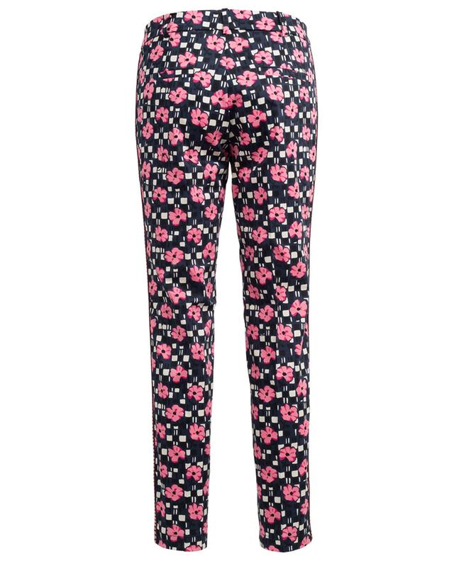 Renira cotton blend trousers CAMBIO