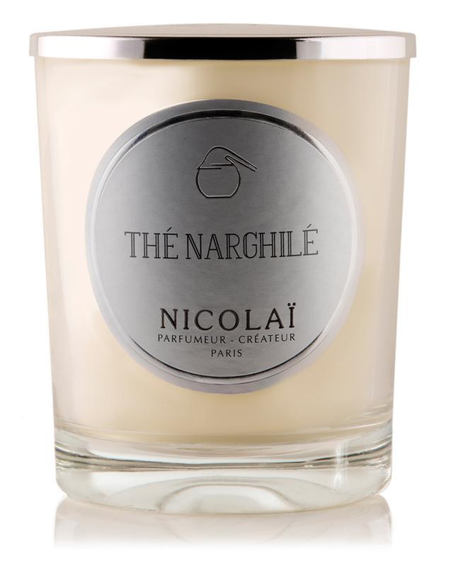 Duftkerze Thé Narghilé parfums de nicolai