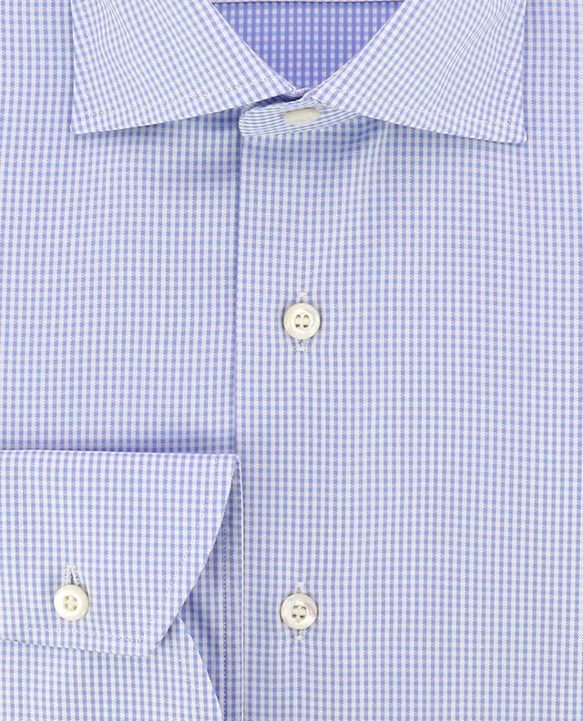 Chemise à carreaux en coton BRULI