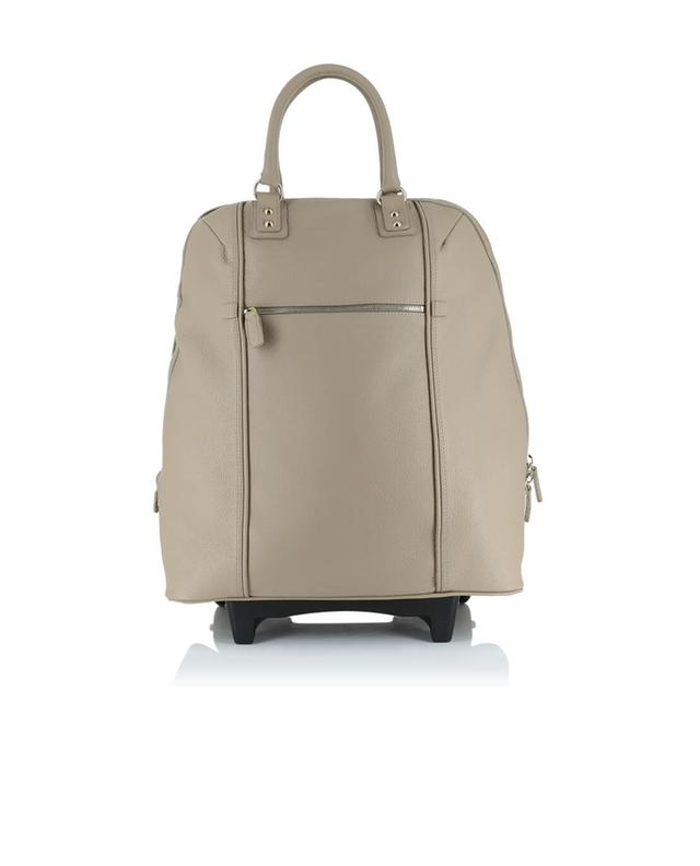 Grained leather trolley LE SOLIM