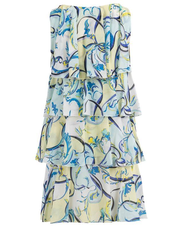 Ruffled beach dress EMILIO PUCCI