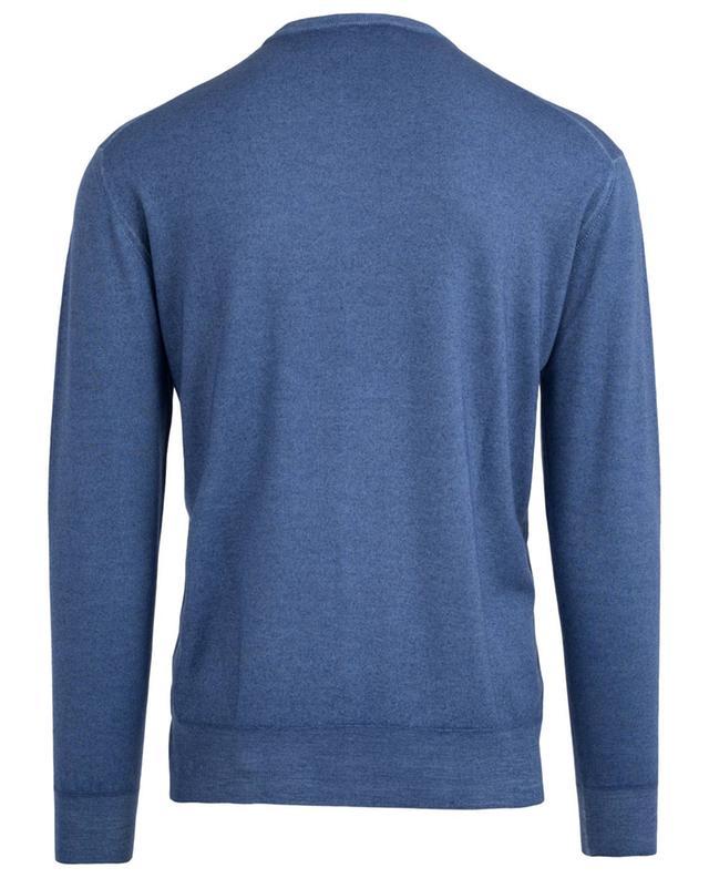 Feiner Pullover aus Wolle CRUCIANI