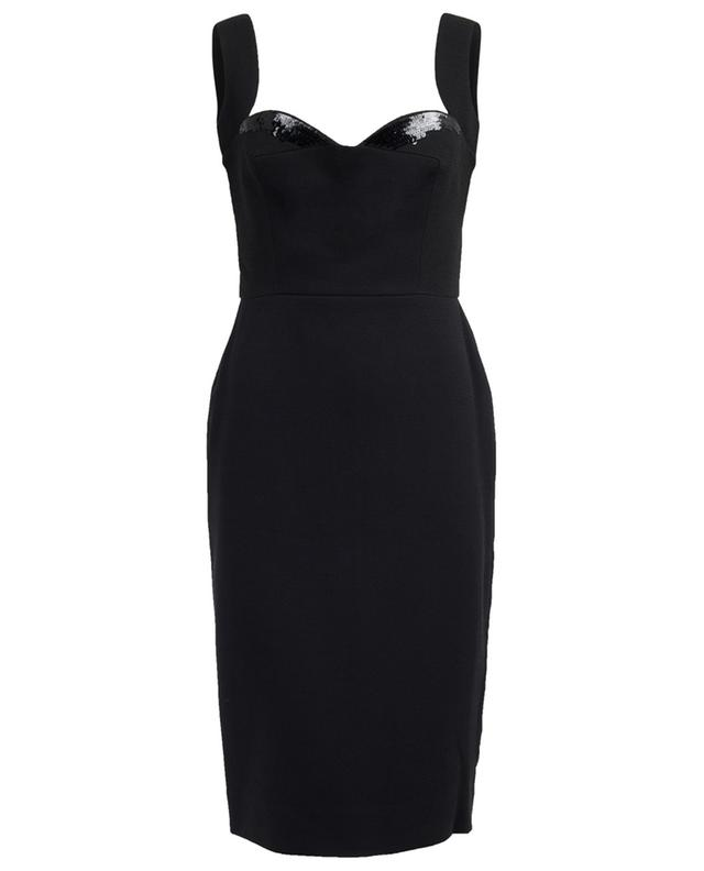 Robe fourreau Sequin Curve VICTORIA BECKHAM