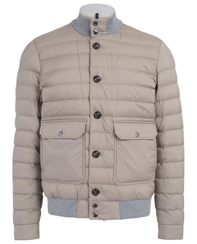 moncler light down jacket