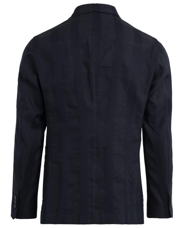 Ziggy cotton and linen blazer THE GIGI