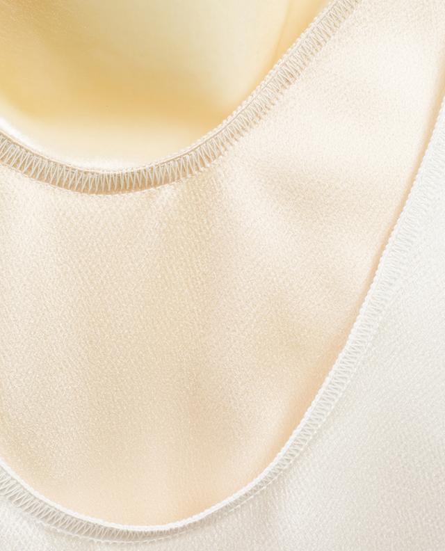 Robe sans manches en viscose mélangée VALENTINO