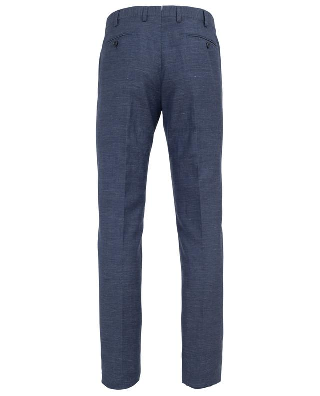 Linen and virgin wool trousers LORO PIANA