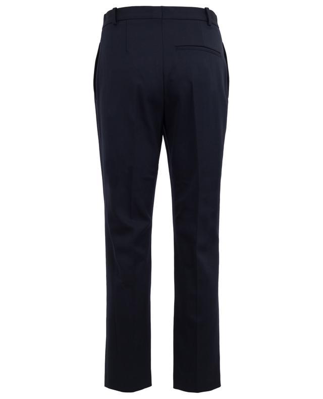 Pantalon stretch en laine mélangée Zoom JOSEPH