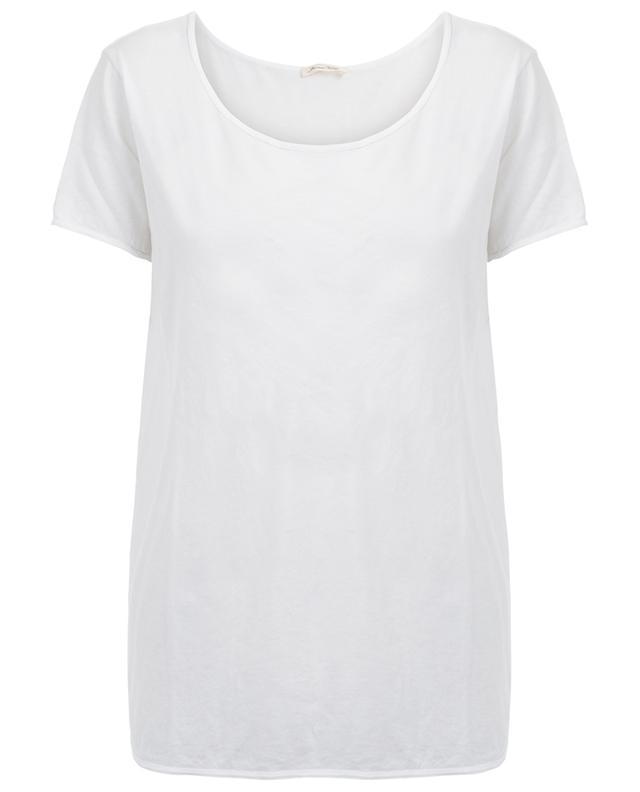 T-Shirt aus Baumwollmix Jockoville AMERICAN VINTAGE