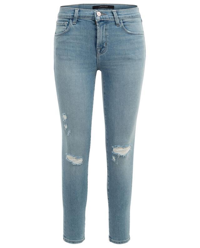 Slim-Fit Jeans im Used-Look Capri J BRAND