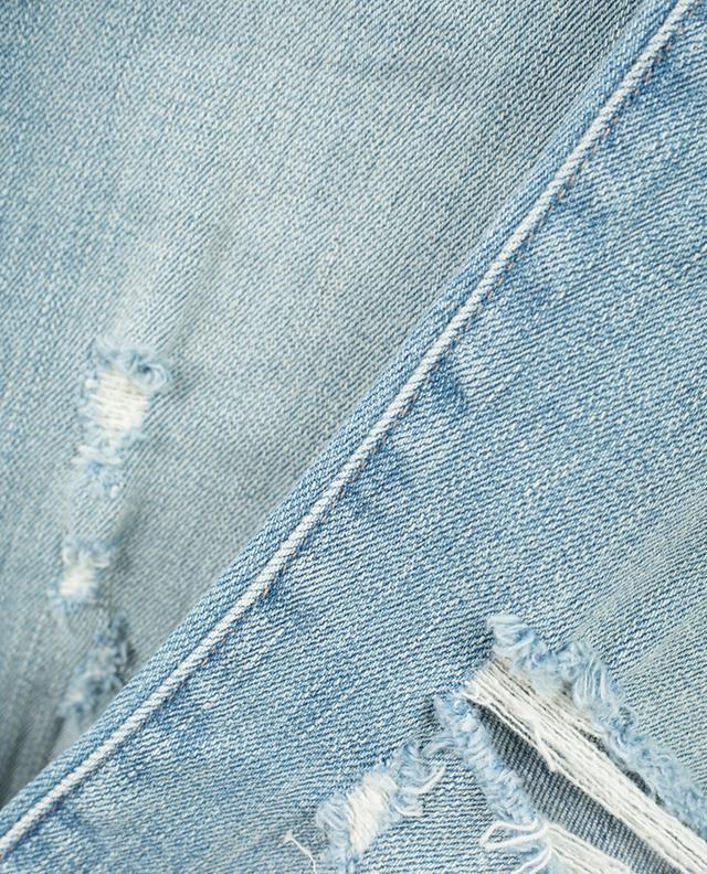 Capri distressed slim-fit jeans J BRAND