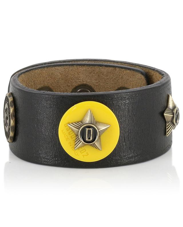 Leather bracelet DSQUARED2