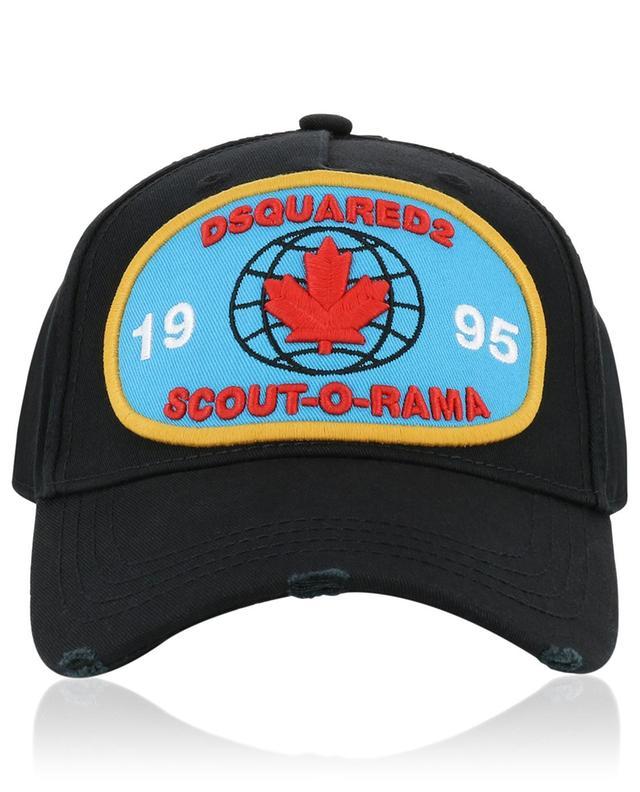DSQUARED2 Casquette Scout-O-Rama - Bongénie-Grieder 358e384f3768