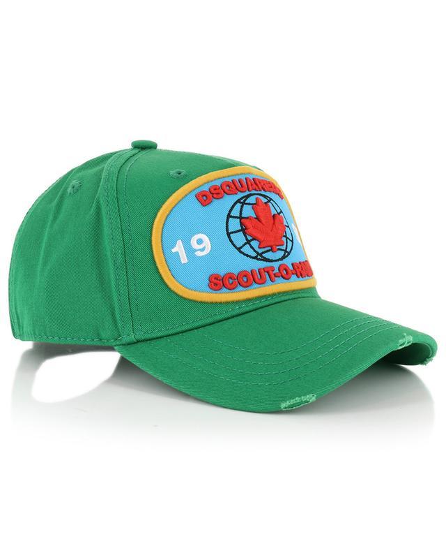 Baseballkappe Scout-O-Rama DSQUARED2