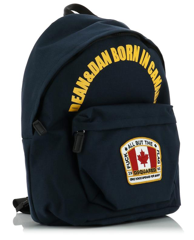 Canadian Flag backpack DSQUARED2