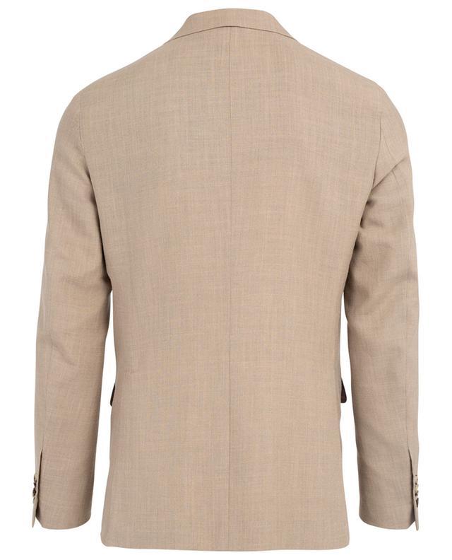 Costume en laine, soie et lin CARUSO