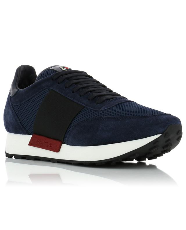 Horace suede and mesh sneakers MONCLER