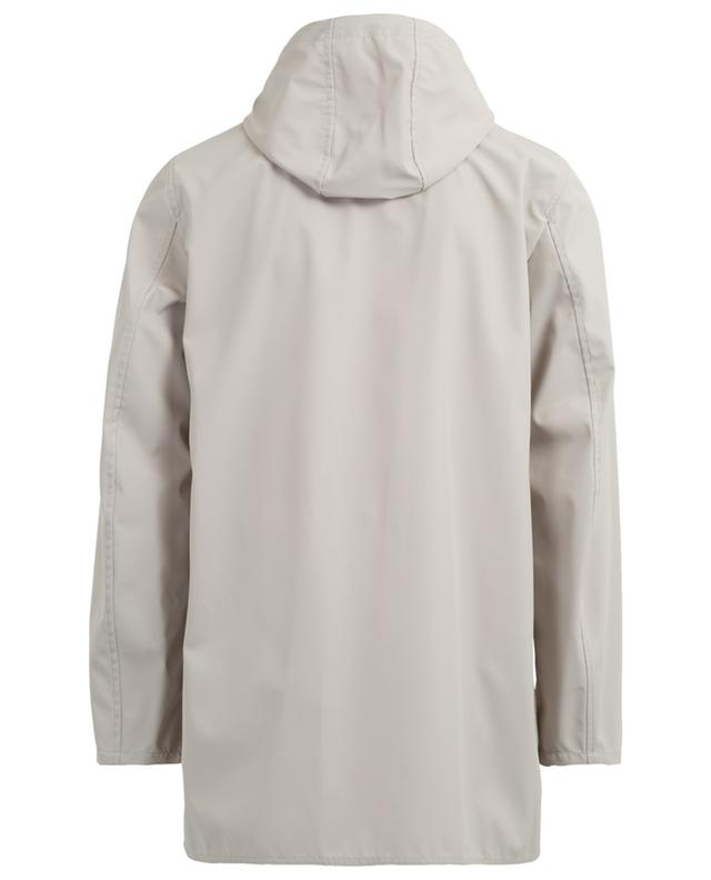 Hooded rain jacket FAY