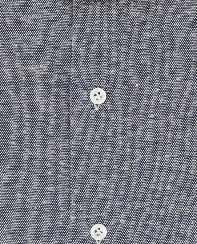Hemd aus Jersey Green Stone MAZZARELLI