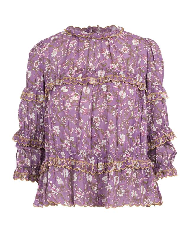 Moxley cotton blouse ISABEL MARANT