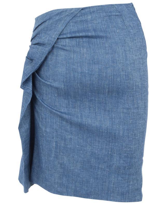 Ornela linen blend skirt ISABEL MARANT