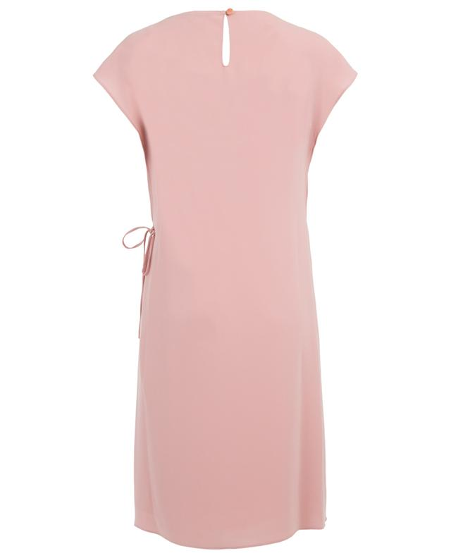 Crepe dress WINDSOR