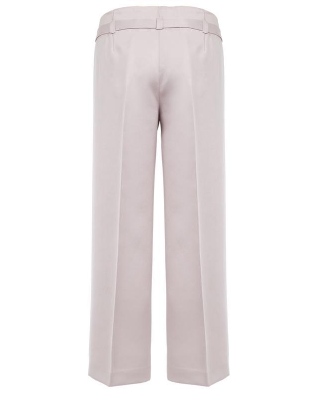 Pantalon large raccourci WINDSOR