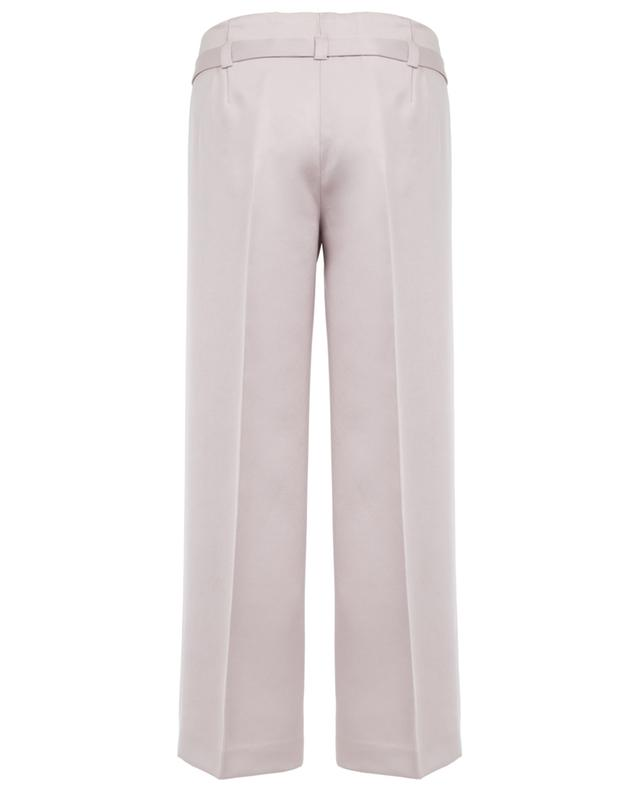 Cropped wide-leg trousers WINDSOR