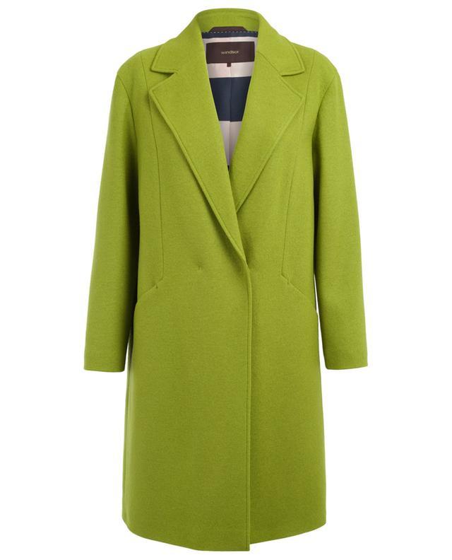 Mantel aus Wolle WINDSOR