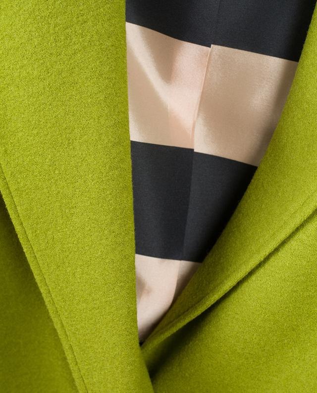 Manteau en laine WINDSOR