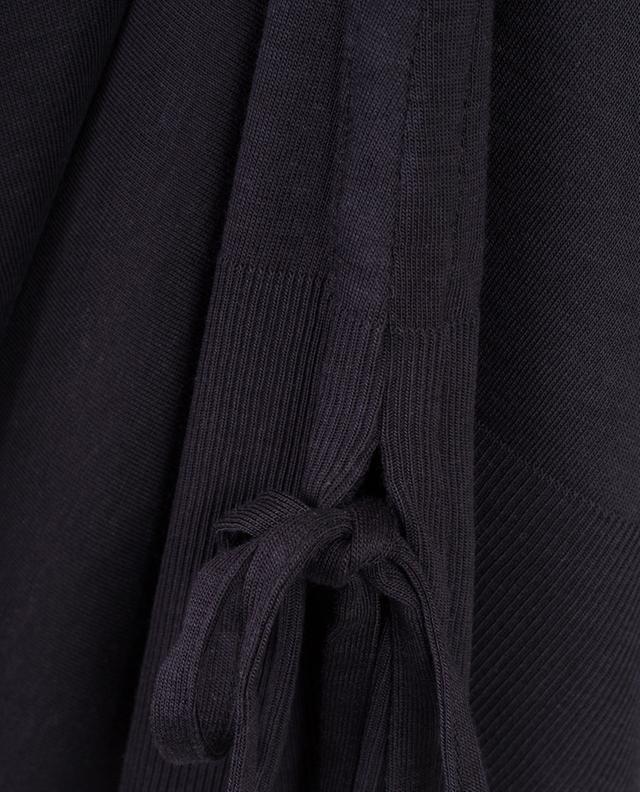 Lyocell and cotton blend jumper WINDSOR