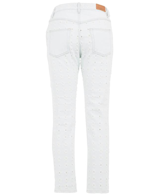 Corliff cropped distressed jeans ISABEL MARANT