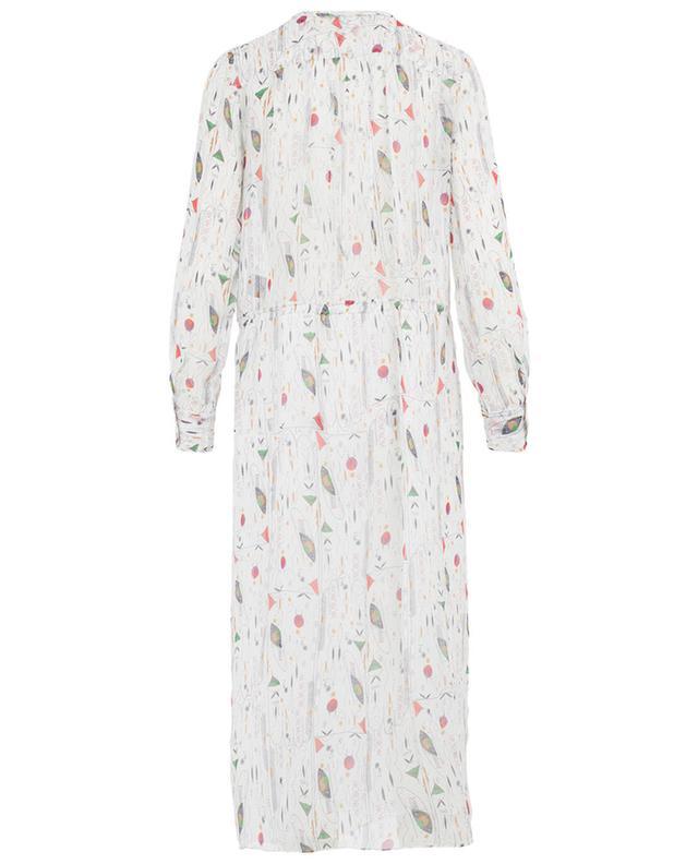 Baphir silk tunic dress ISABEL MARANT