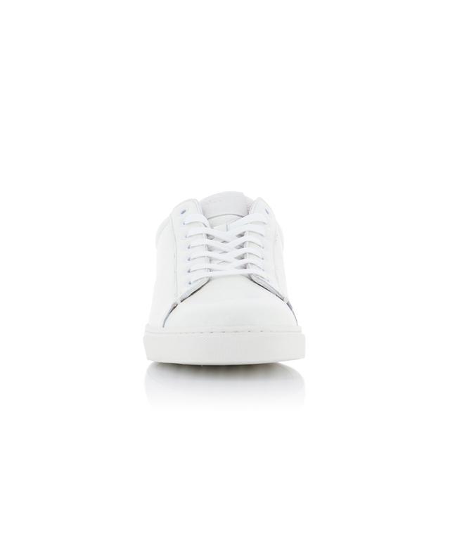 Sneakers aus genarbtem Leder Jon AIZEA