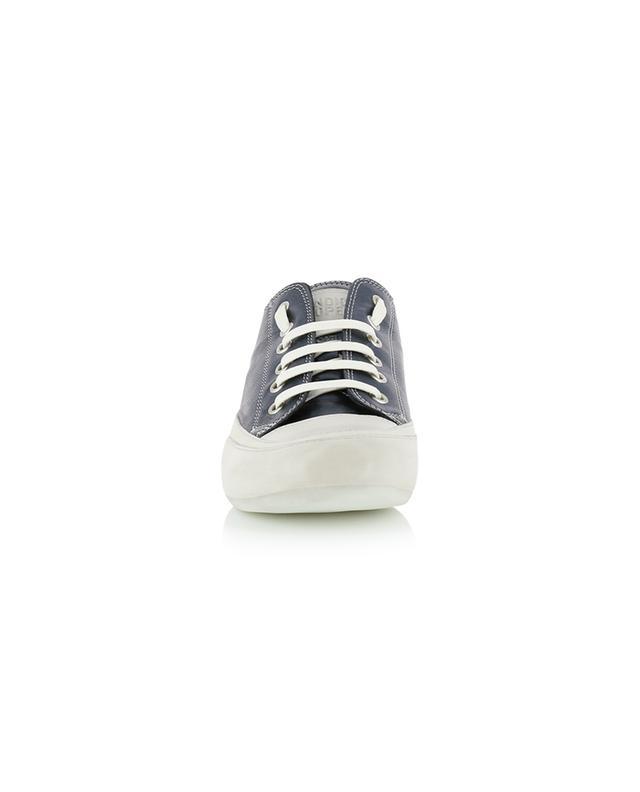 Sneakers aus Metallic-Leder Rock 1 CANDICE COOPER