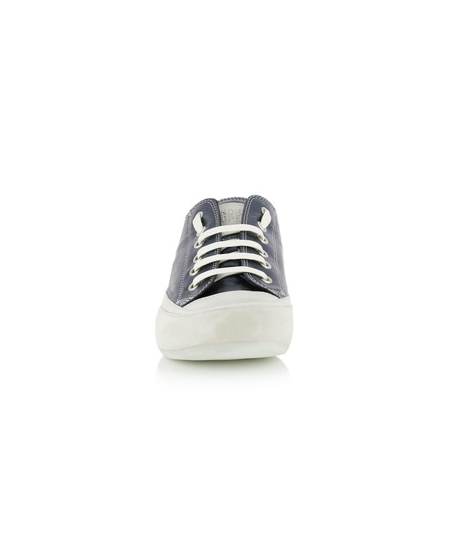 Sneakers aus Metallic-Leder Rock 1 CANDICE COOPER